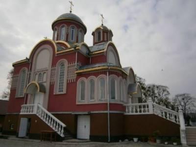 У Ковельській центральній районній лікарні звели храм Святого Цілителя Пантелеймона.